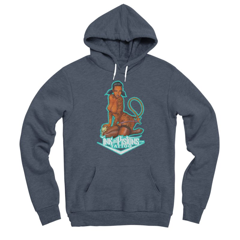 Ink and Pistons: Coop Ate My Homework Men's Pullover Hoody by Ink and Pistons | SlushBox
