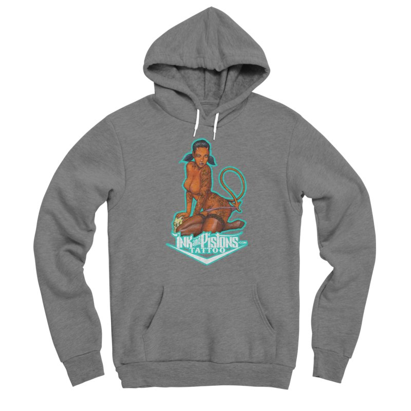 Ink and Pistons: Coop Ate My Homework Women's Pullover Hoody by Ink and Pistons | SlushBox
