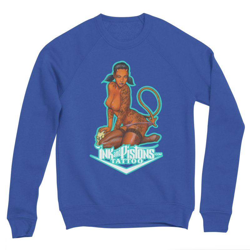 Ink and Pistons: Coop Ate My Homework Women's Sweatshirt by Ink and Pistons | SlushBox