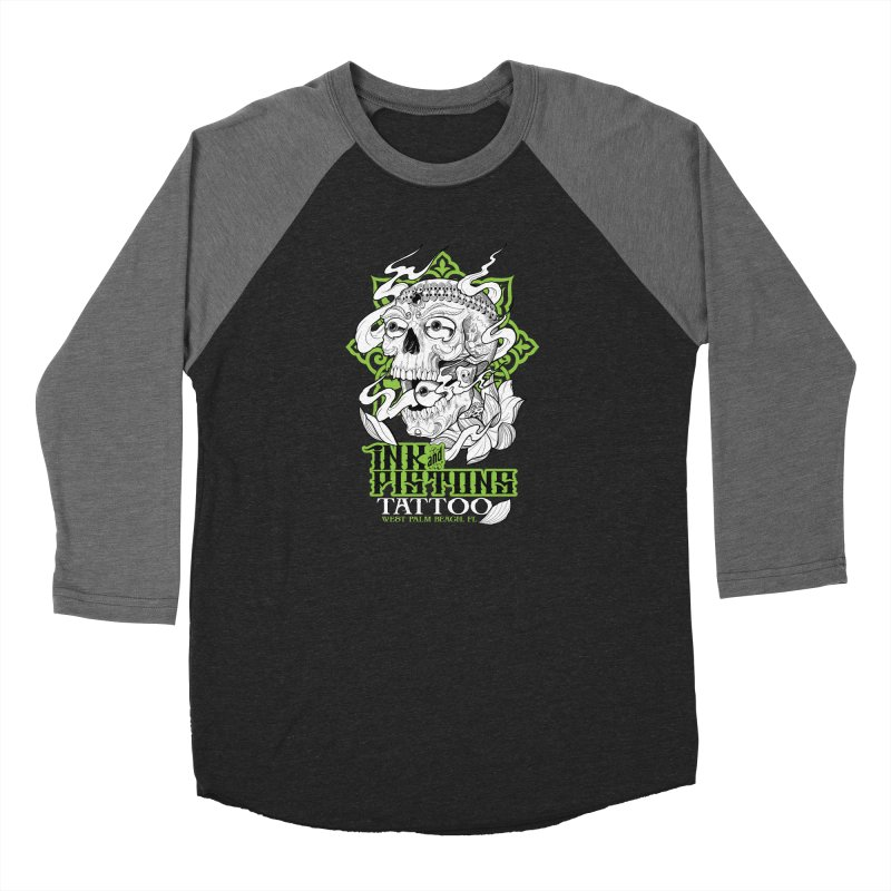 Ink and Pistons: Kapala Skull Women's Longsleeve T-Shirt by Ink and Pistons | SlushBox