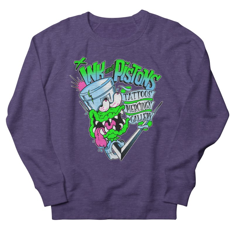 Ink and PIstons: Piston Fink! Women's Sweatshirt by Ink and Pistons | SlushBox