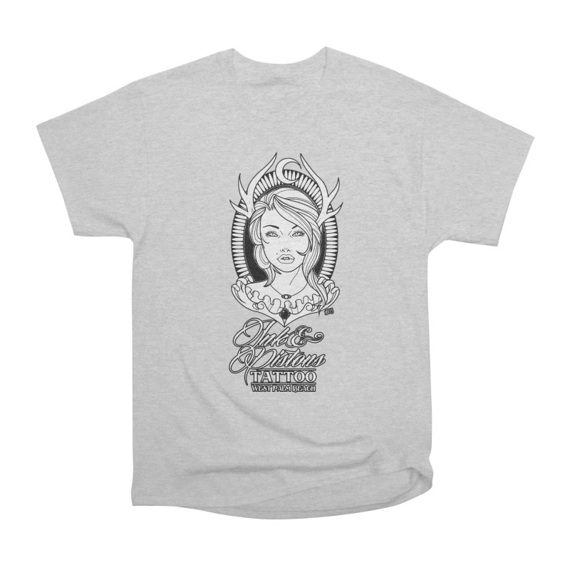 Ink and Pistons: @InvertedPixel Goddess Men's T-Shirt by Ink and Pistons   SlushBox