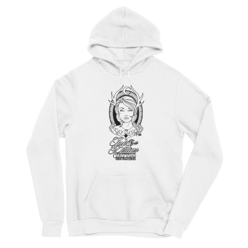Ink and Pistons: @InvertedPixel Goddess Women's Pullover Hoody by Ink and Pistons | SlushBox