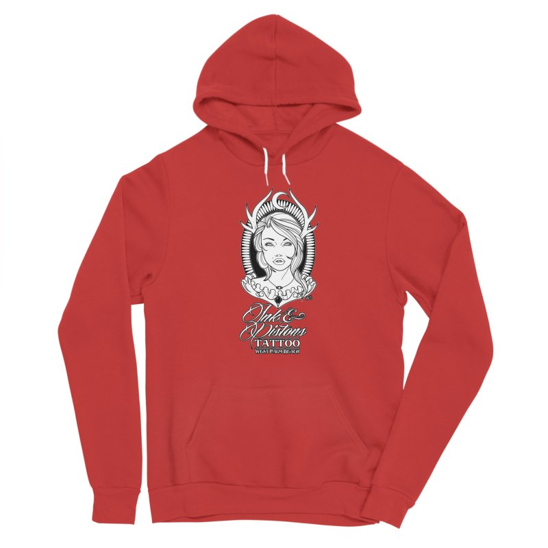 Ink and Pistons: @InvertedPixel Goddess Men's Pullover Hoody by Ink and Pistons   SlushBox