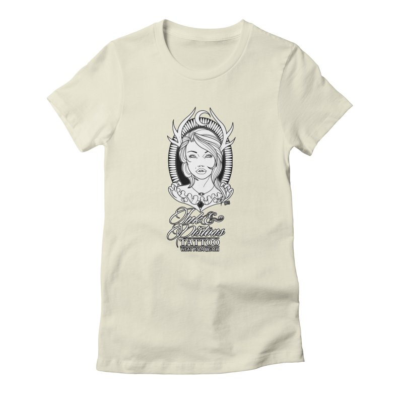 Ink and Pistons: @InvertedPixel Goddess Women's T-Shirt by Ink and Pistons   SlushBox