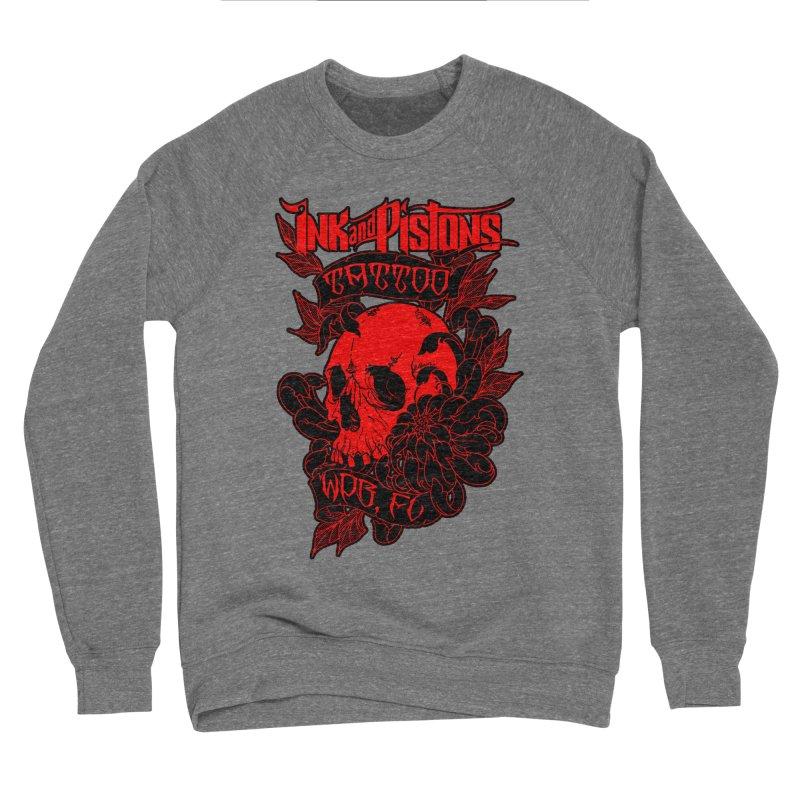 Ink and Pistons: Skull Mum Women's Sweatshirt by Ink and Pistons | SlushBox