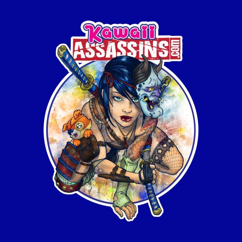 Kawaii Assassins by Ink and Pistons | SlushBox