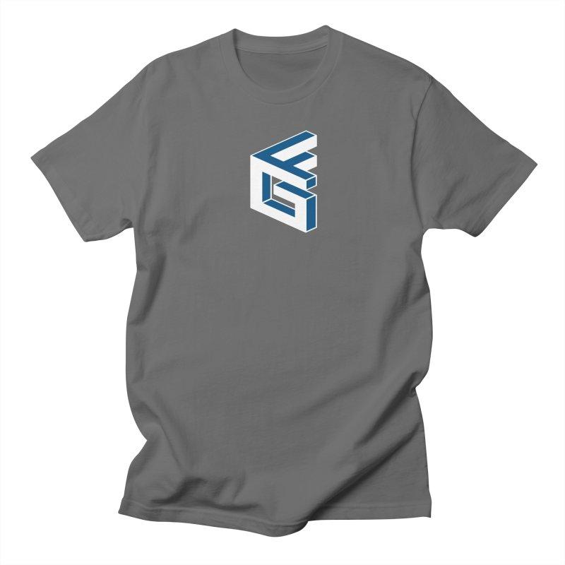 Fathergamer Merchandise Men's T-Shirt by slvrhwks's Artist Shop