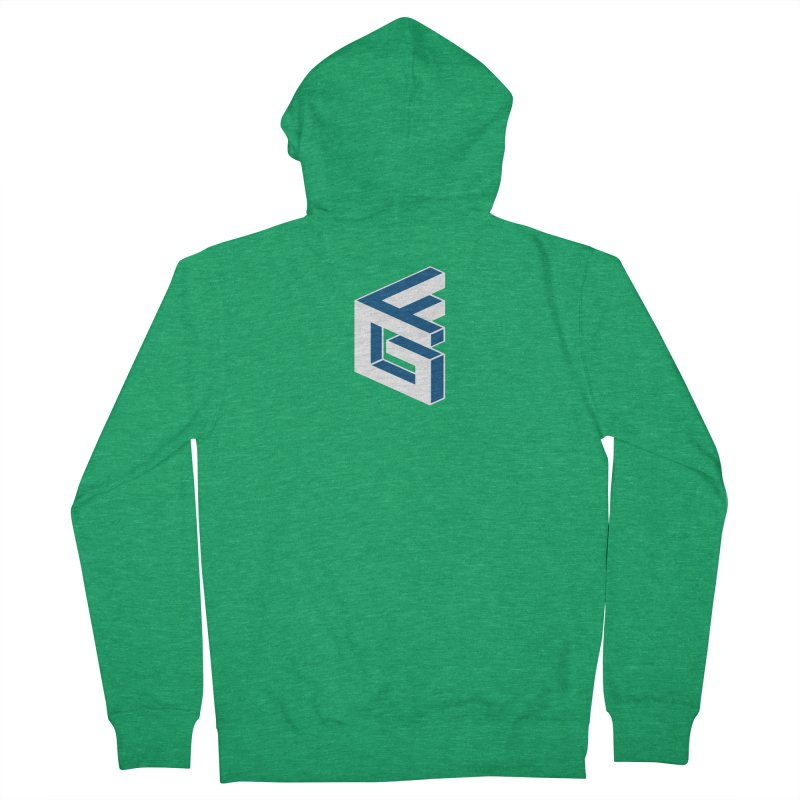 Fathergamer Merchandise Women's Zip-Up Hoody by slvrhwks's Artist Shop
