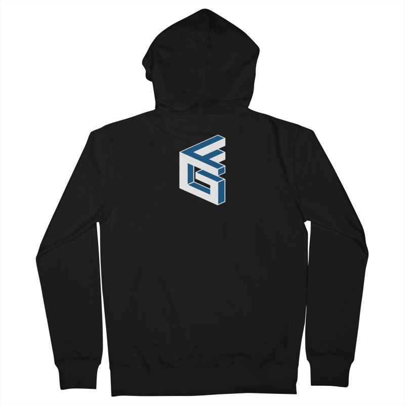 Fathergamer Merchandise Men's Zip-Up Hoody by slvrhwks's Artist Shop