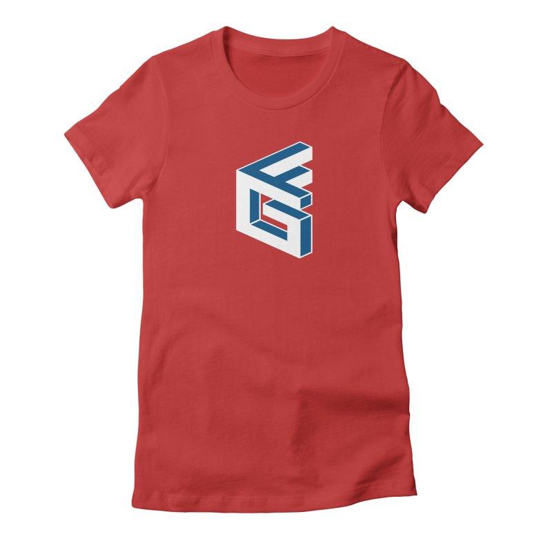 Fathergamer Merchandise Women's T-Shirt by slvrhwks's Artist Shop