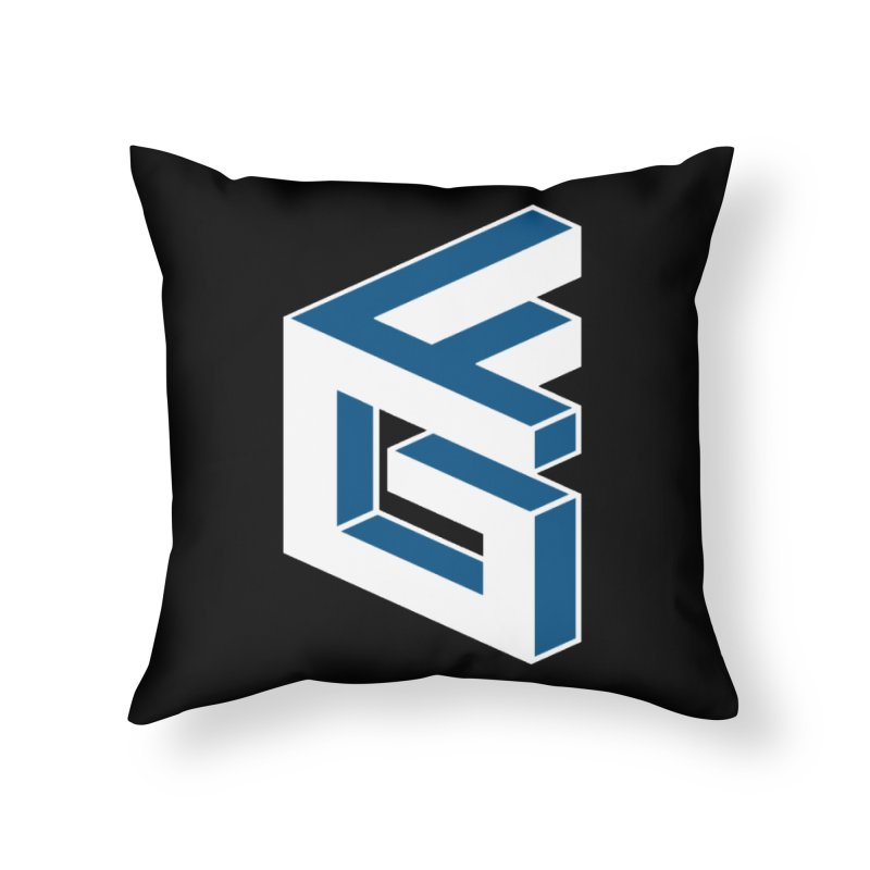 Fathergamer Merchandise Home Throw Pillow by slvrhwks's Artist Shop