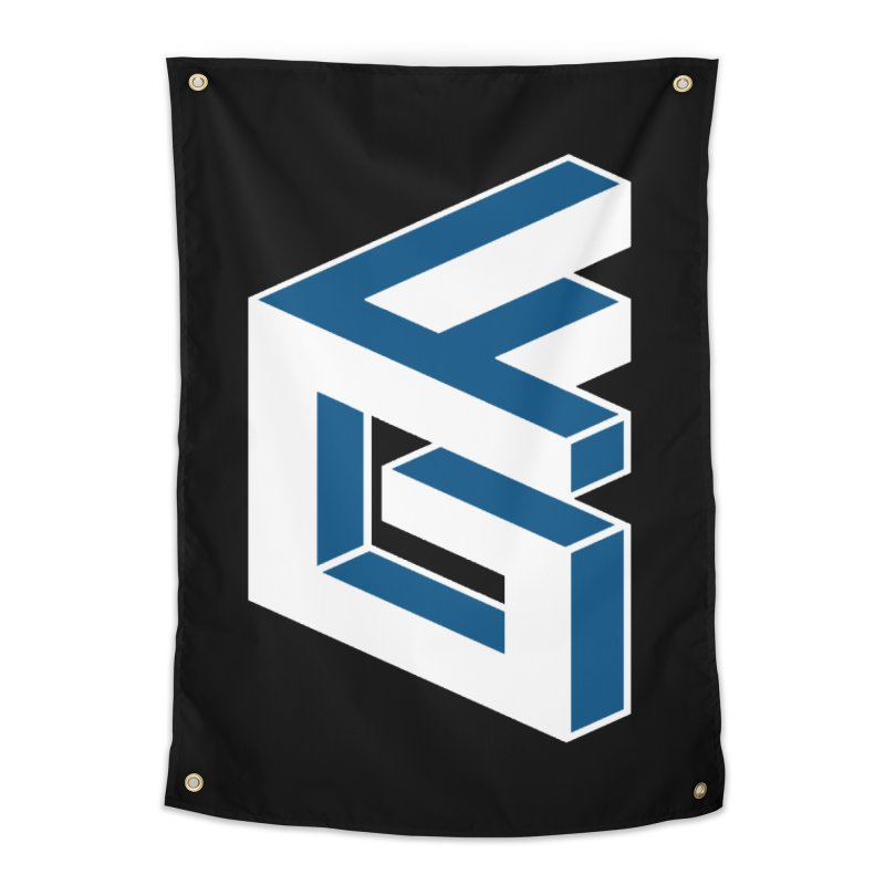Fathergamer Merchandise Home Tapestry by slvrhwks's Artist Shop