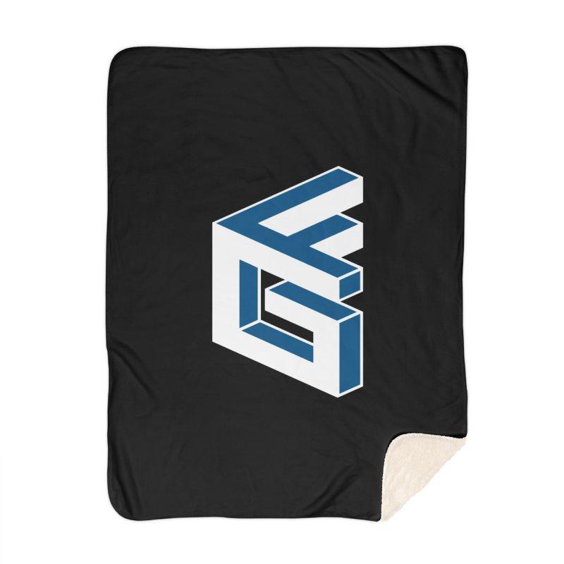 Fathergamer Merchandise Home Blanket by slvrhwks's Artist Shop