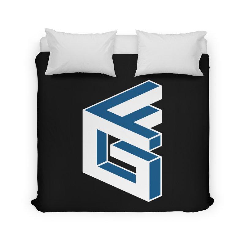 Fathergamer Merchandise Home Duvet by slvrhwks's Artist Shop