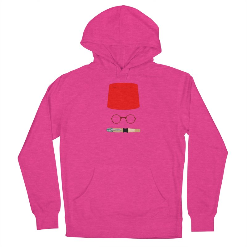 Tuxedo Who Men's Pullover Hoody by slvrhwks's Artist Shop