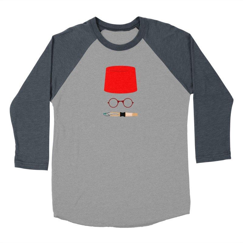 Tuxedo Who Men's Longsleeve T-Shirt by slvrhwks's Artist Shop