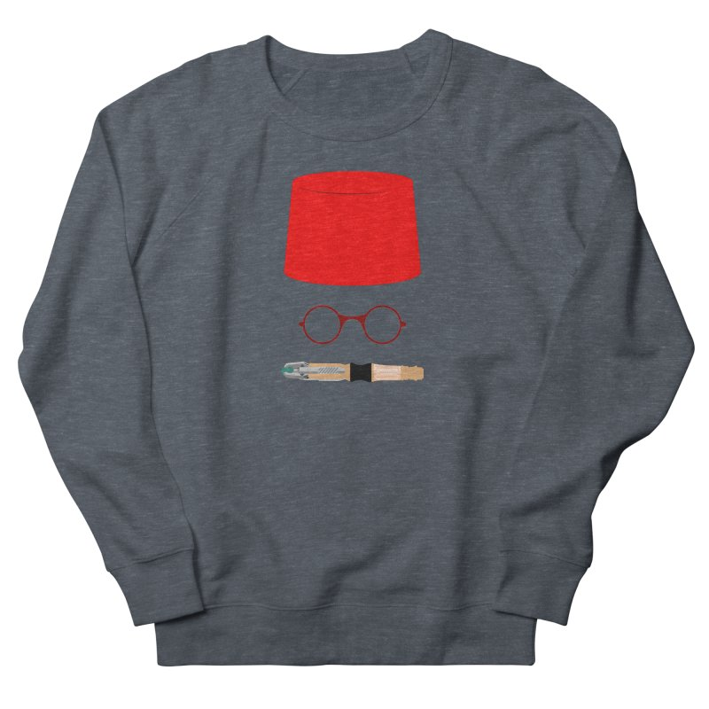 Tuxedo Who Men's Sweatshirt by slvrhwks's Artist Shop