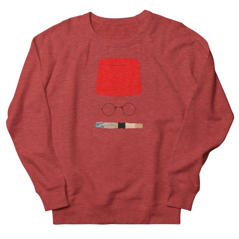 Tuxedo Who Men's Sweatshirt by slvrhwks's Artist Shop