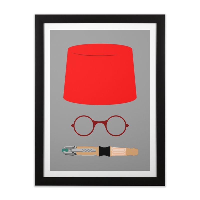 Tuxedo Who Home Framed Fine Art Print by slvrhwks's Artist Shop