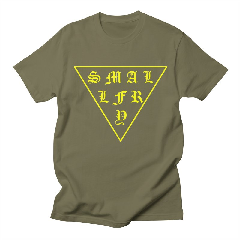 Tri (maize) Men's T-Shirt by SMALLFRY ARMY GENERAL STORE