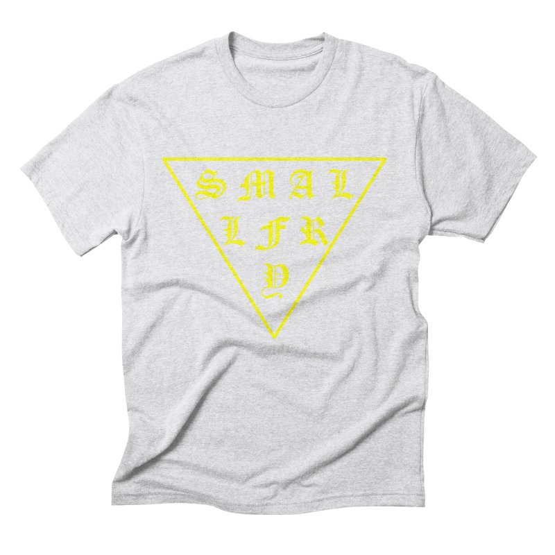 Tri (maize) Men's Triblend T-Shirt by SMALLFRY ARMY GENERAL STORE