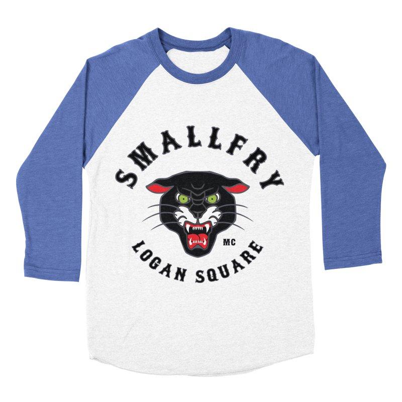 Ride or Die (black) Women's Baseball Triblend Longsleeve T-Shirt by SMALLFRY ARMY GENERAL STORE