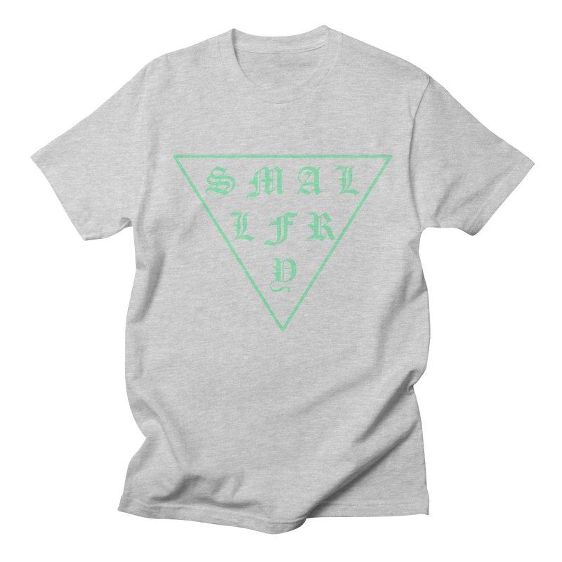 Tri (seafoam) Men's Regular T-Shirt by SMALLFRY ARMY GENERAL STORE