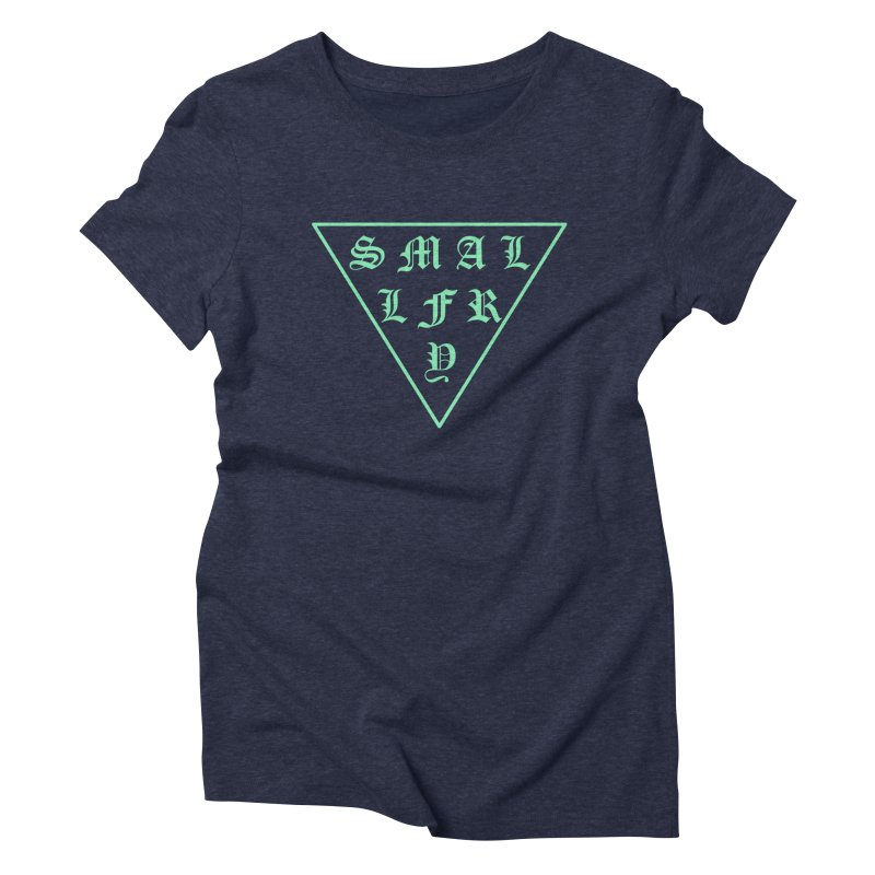 Tri (seafoam) Women's Triblend T-Shirt by SMALLFRY ARMY GENERAL STORE