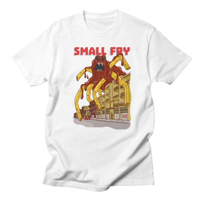Frymonster Men's T-Shirt by SMALLFRY ARMY GENERAL STORE