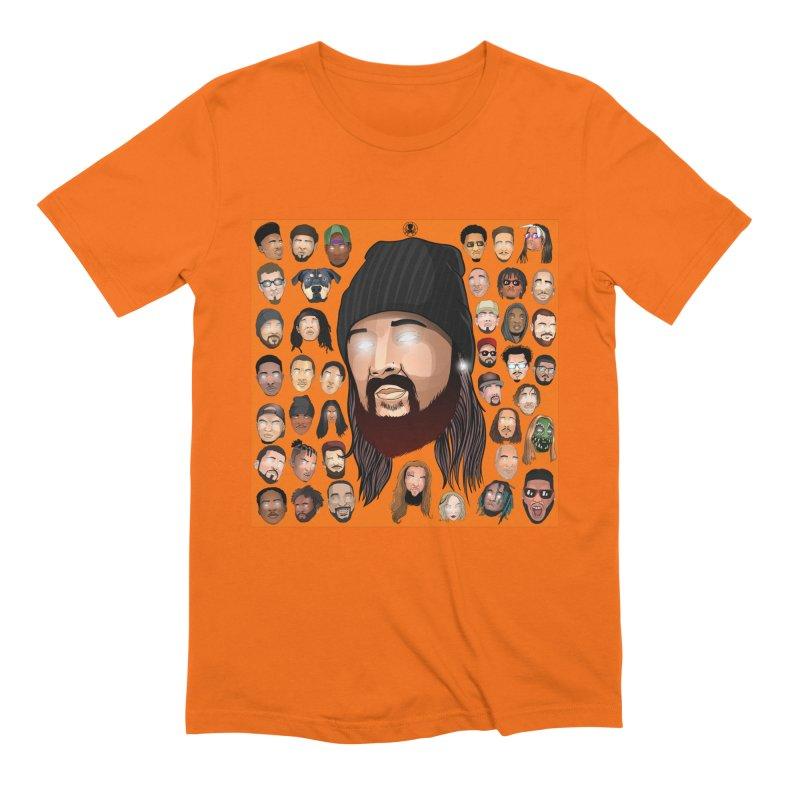 CRIB Cover Men's Extra Soft T-Shirt by Smart Boy Merch