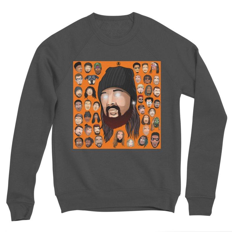 CRIB Cover Men's Sponge Fleece Sweatshirt by Smart Boy Merch