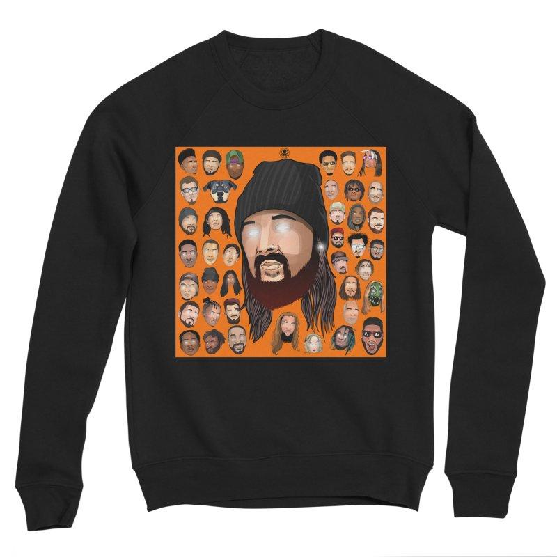 CRIB Cover Women's Sponge Fleece Sweatshirt by Smart Boy Merch