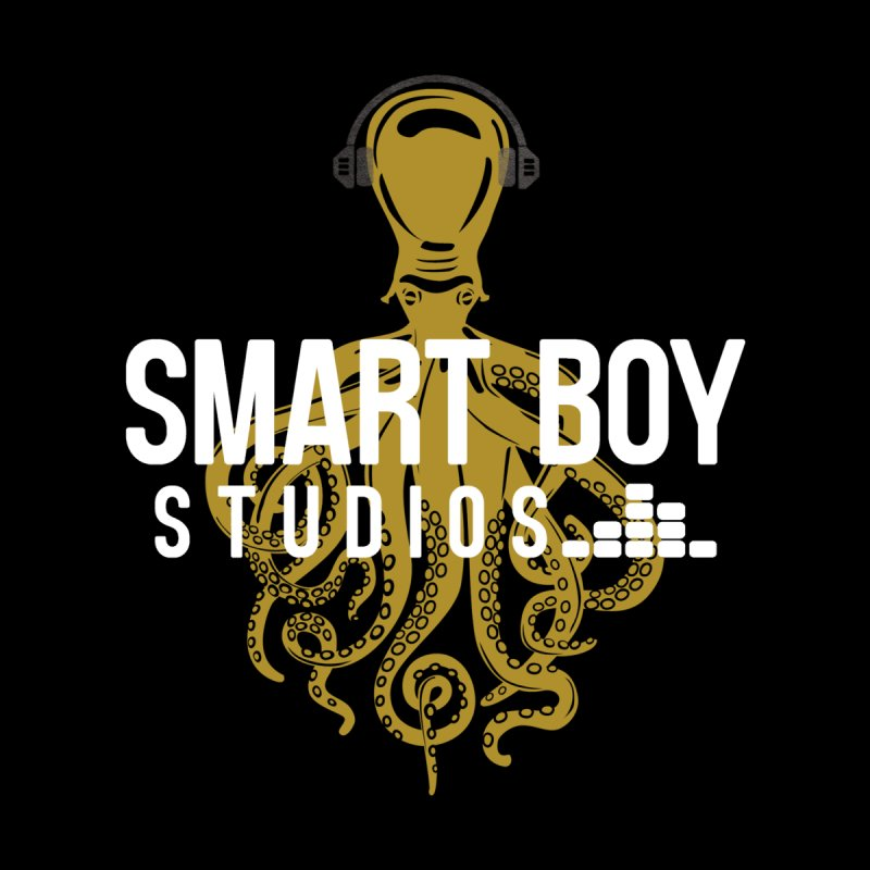 Smart Boy Studios Logo Accessories Beach Towel by Smart Boy Merch