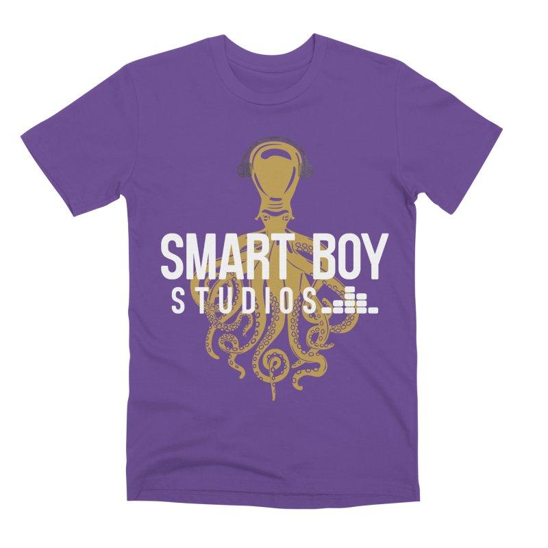 Smart Boy Studios Logo Men's Premium T-Shirt by Smart Boy Merch