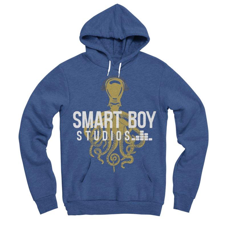 Smart Boy Studios Logo Men's Pullover Hoody by Smart Boy Merch