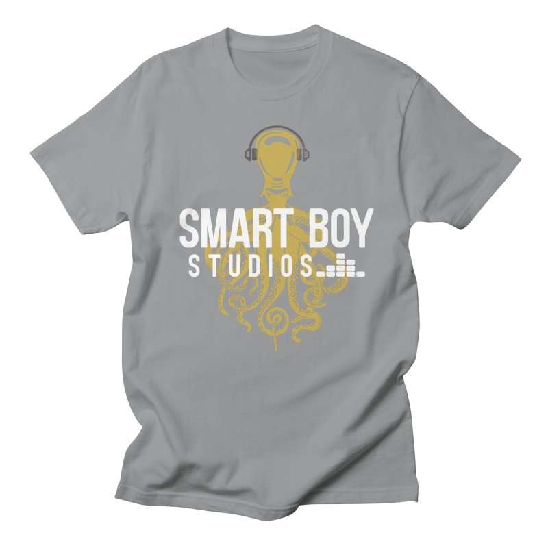 Smart Boy Studios Logo Men's Regular T-Shirt by Smart Boy Merch