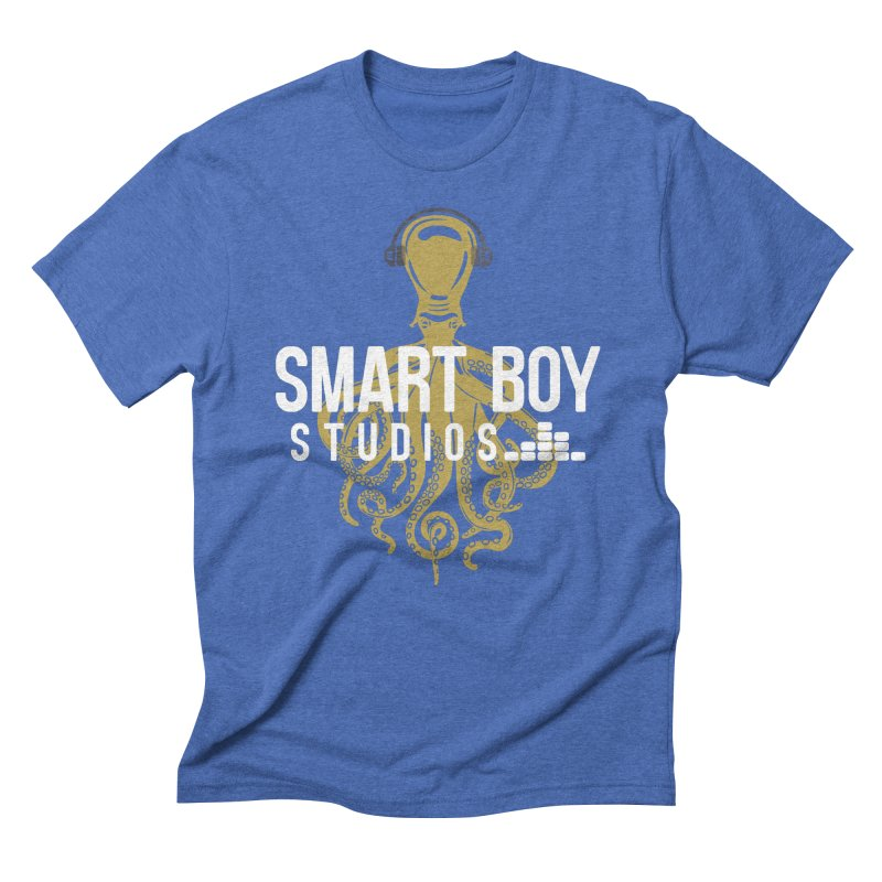 Smart Boy Studios Logo Men's T-Shirt by Smart Boy Merch