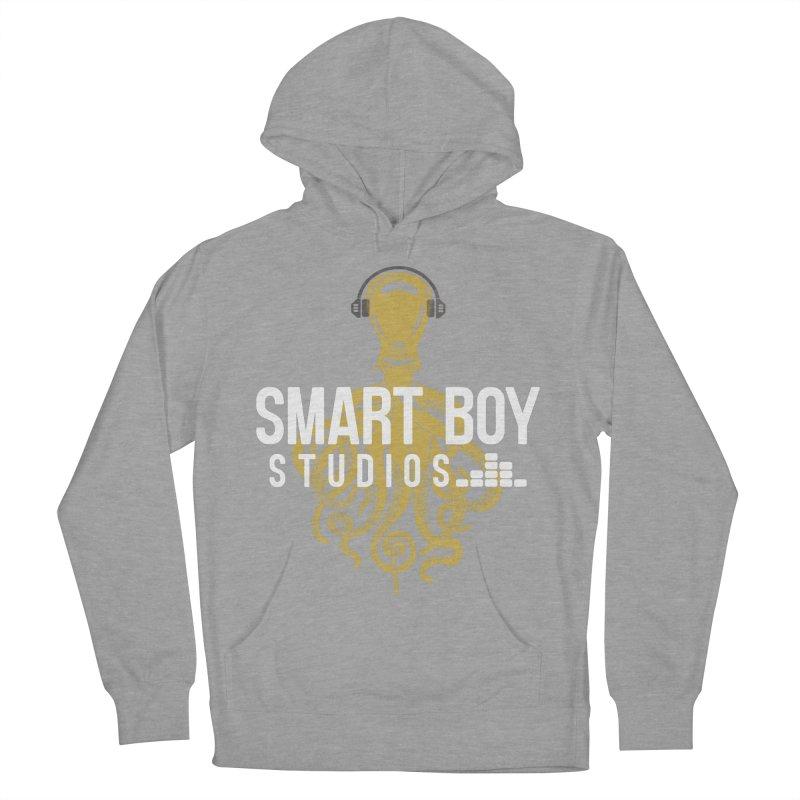 Smart Boy Studios Logo Women's French Terry Pullover Hoody by Smart Boy Merch