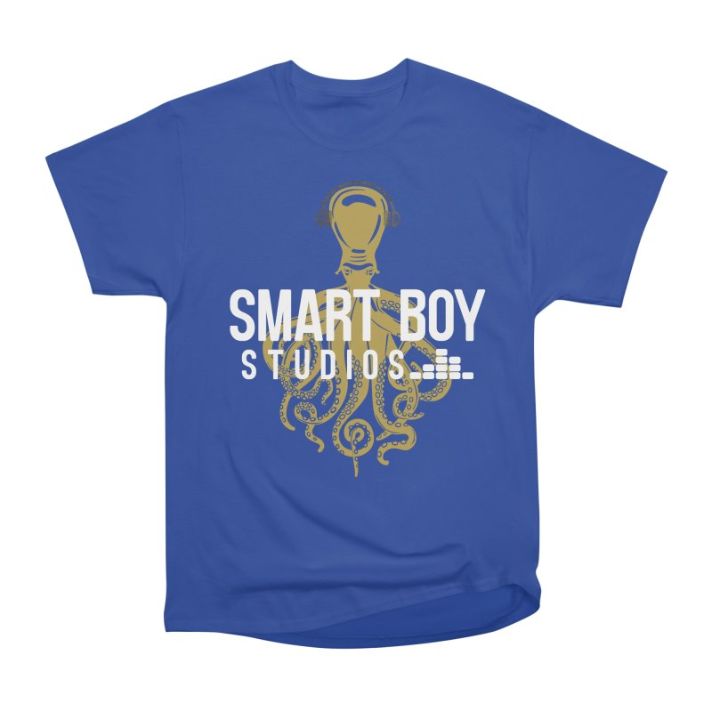 Smart Boy Studios Logo Men's Heavyweight T-Shirt by Smart Boy Merch