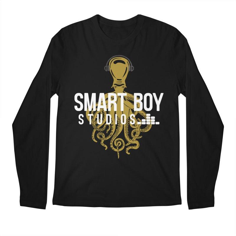 Smart Boy Studios Logo Men's Regular Longsleeve T-Shirt by Smart Boy Merch