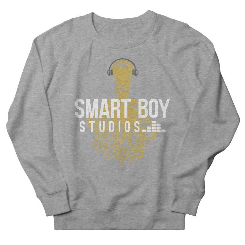 Smart Boy Studios Logo Men's French Terry Sweatshirt by Smart Boy Merch