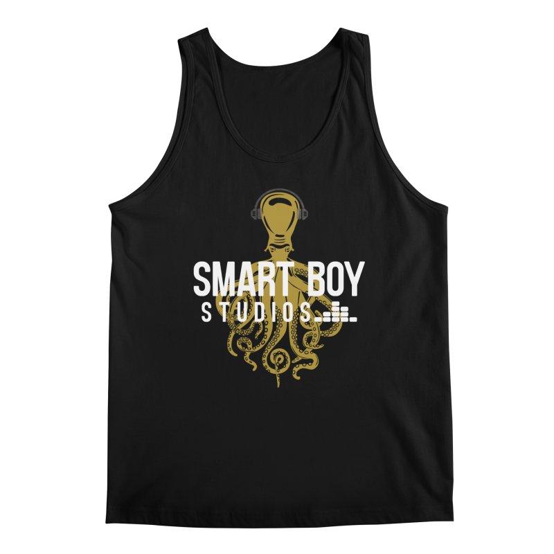 Smart Boy Studios Logo Men's Tank by Smart Boy Merch