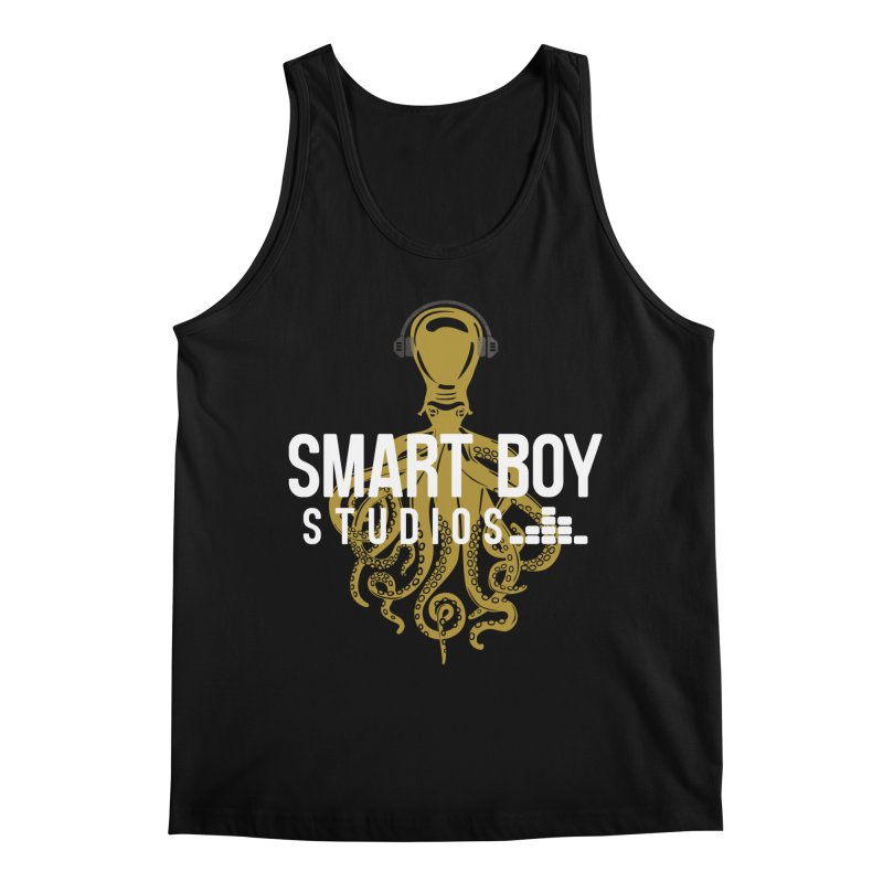 Smart Boy Studios Logo Men's Regular Tank by Smart Boy Merch