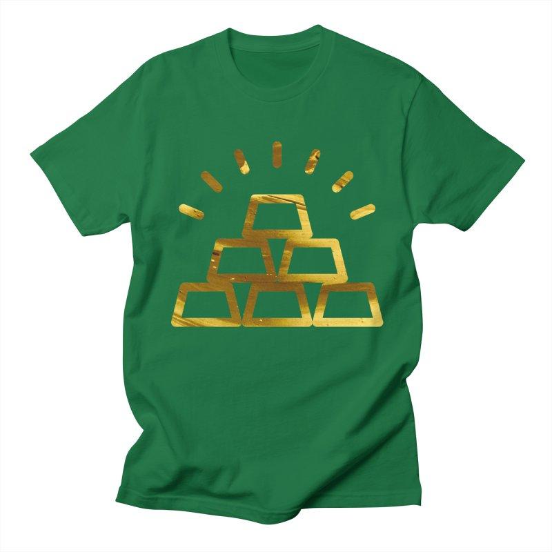 STACKS Men's T-Shirt by Smart Boy Merch