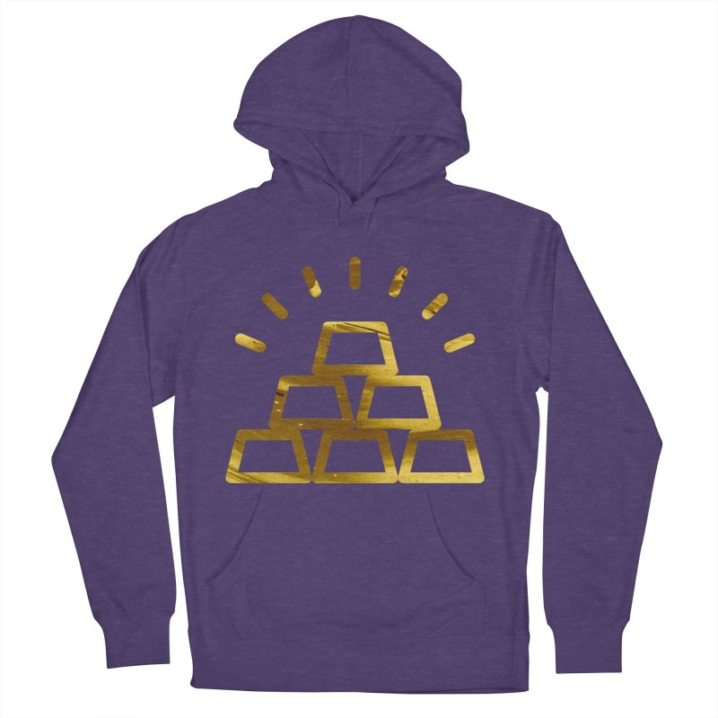 STACKS Women's French Terry Pullover Hoody by Smart Boy Merch