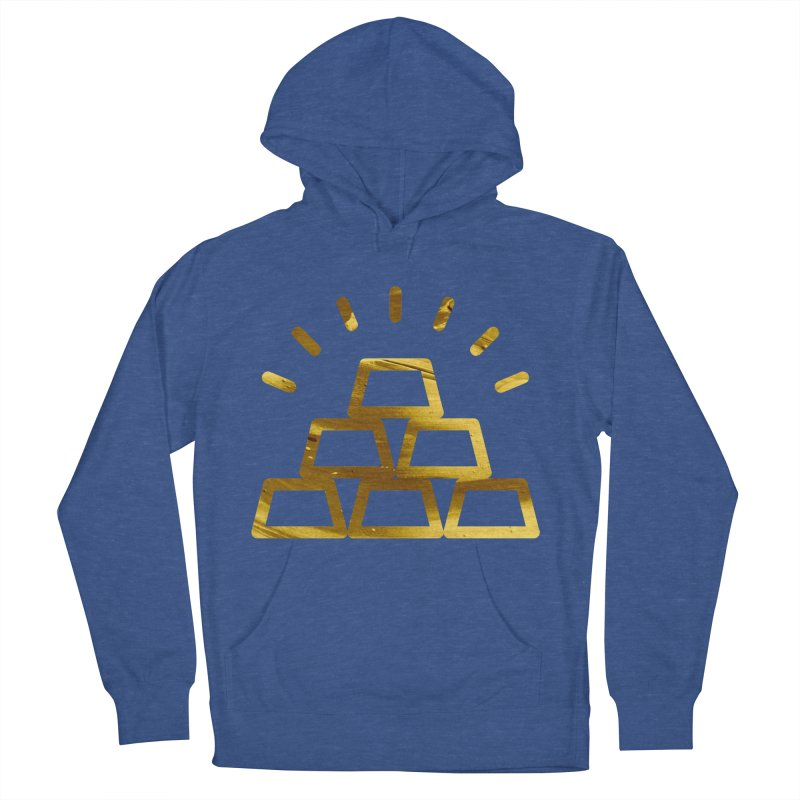 STACKS Men's French Terry Pullover Hoody by Smart Boy Merch