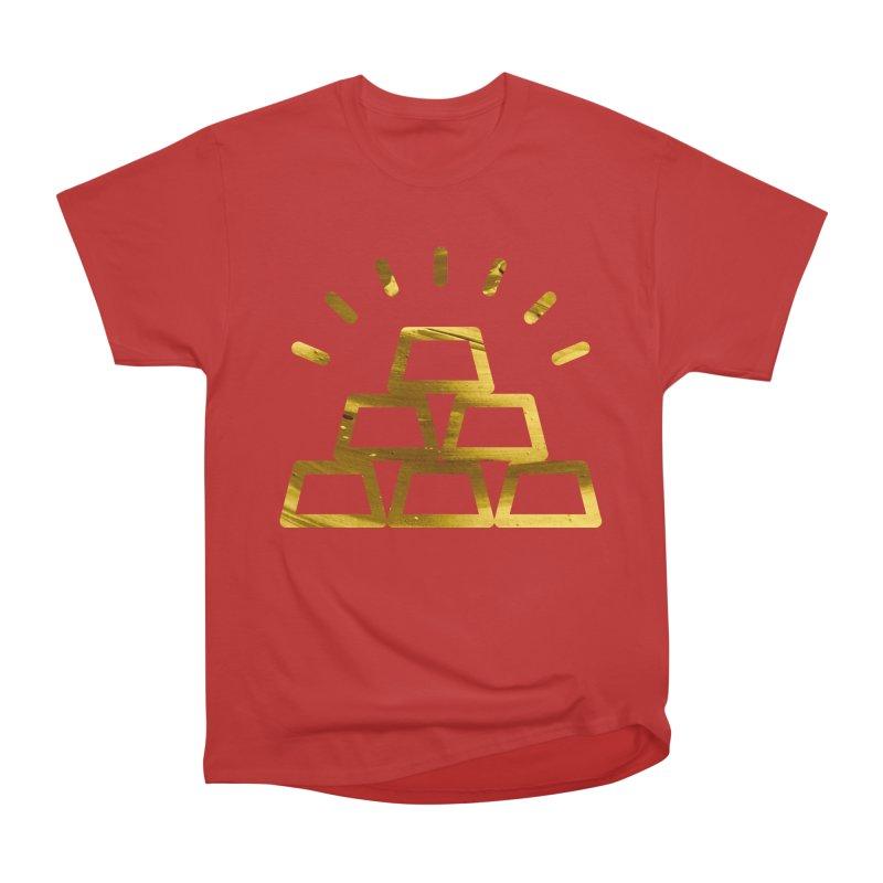 STACKS Men's Heavyweight T-Shirt by Smart Boy Merch