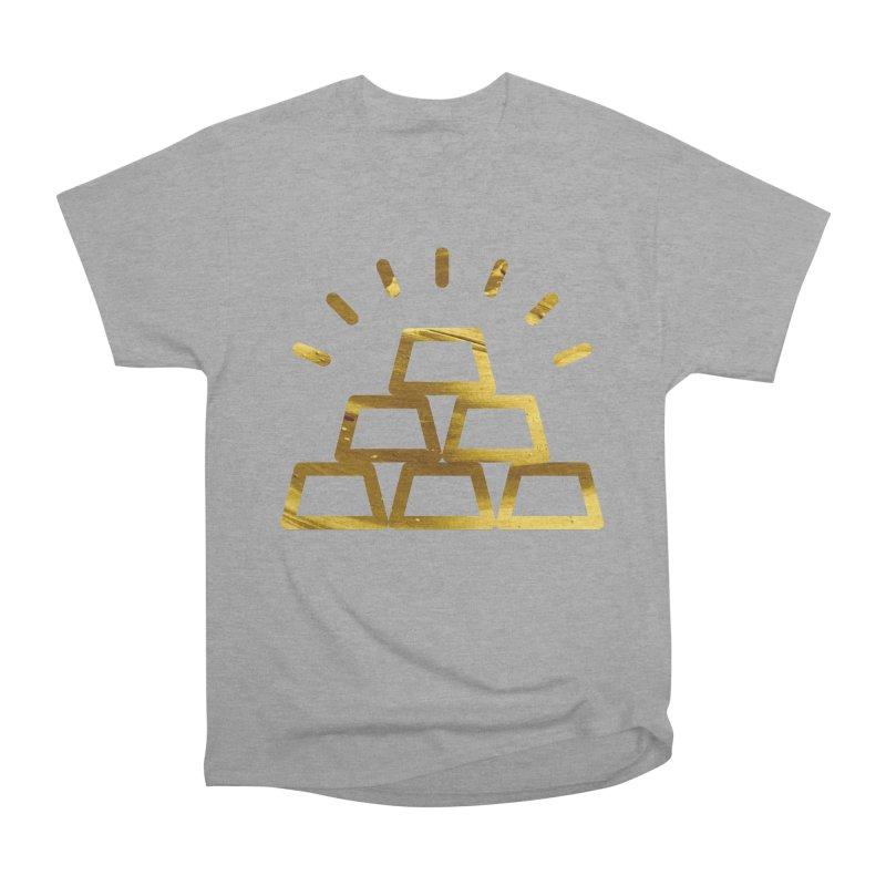 STACKS Women's Heavyweight Unisex T-Shirt by Smart Boy Merch