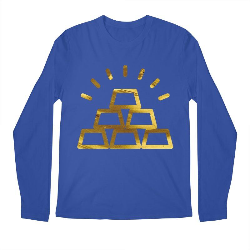 STACKS Men's Regular Longsleeve T-Shirt by Smart Boy Merch